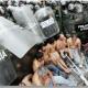 Policía agrede a discapacitados en protesta por bono de trato preferente de Bolivia