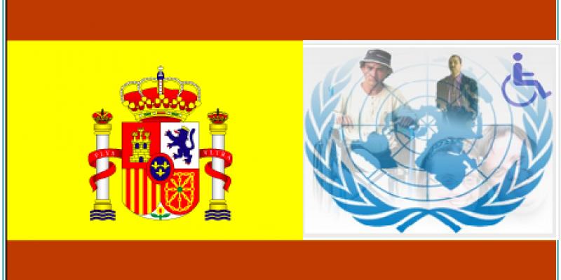 Ley discapacidad España Convención Internacional Derechos de las Personas con Discapacidad