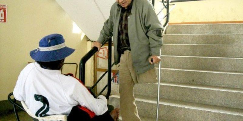 Discapacidad y accesibilidad estudio congreso de la república Perú