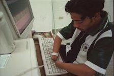 Computación gratis curso para personas con discapacidad Lima Perú