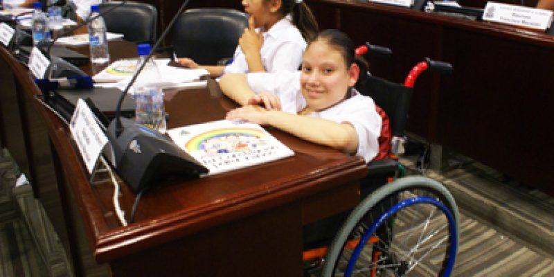 Discapacidad y derecho a la educación en Latinoamerica