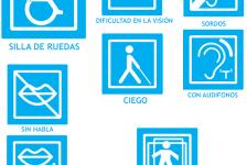 Guía tips accesibles sobre discapacidad