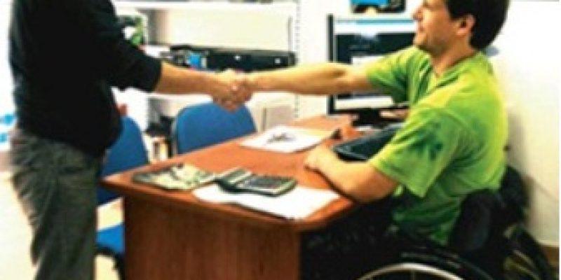 Discapacidad y empleo México 5 ofertas laborales