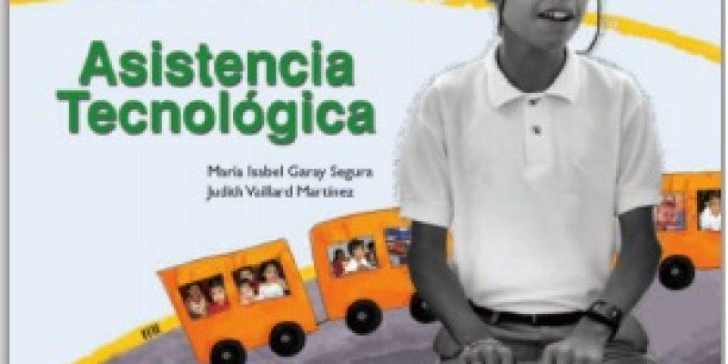 Alumno con discapacidad guía de atención tecnológica