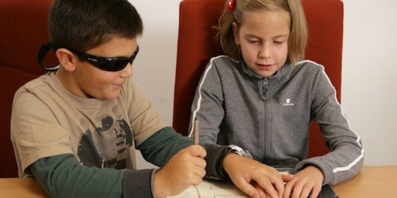 Discapacidad visual e inclusión en escuelas regulares