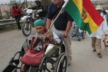 Orientación básica discapacidad Bolivia