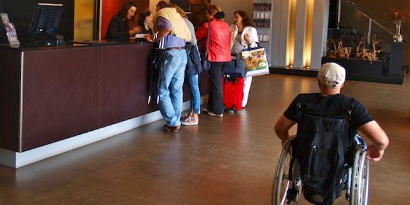 Discapacidad y Accesibilidad manual para un entorno accesible