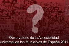 Accesibilidad universal municipios España
