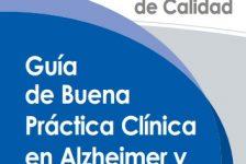 Alzheimer y otras demencias guía de buenas prácticas clinicas