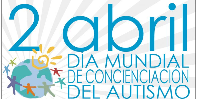Autismo día mundial de concienciación