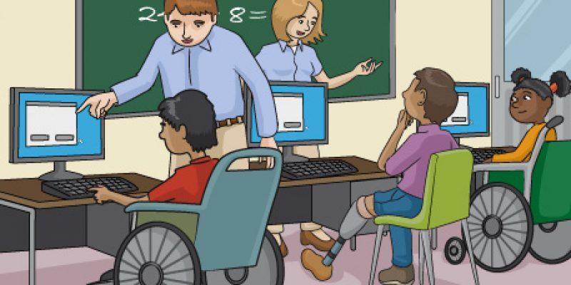 Accesibilidad educativa manual España