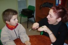 Discapacidad auditiva y lectura como trabajar con niños