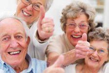 Tercera edad envejecimiento activo