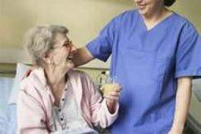 Tercera edad y cuidados de enfermería