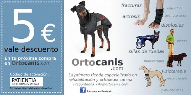 Discapacidad animal Luxación de rótula en perros