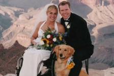 Discapacidad y amor historia de Muffy y Jeff