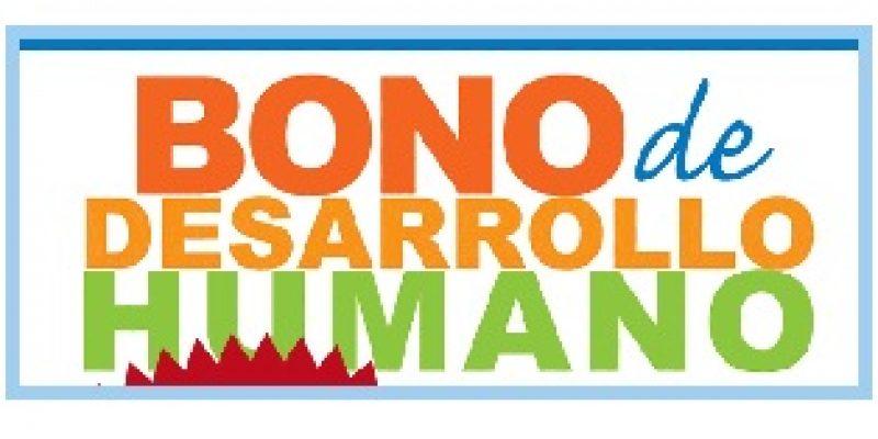 Bono de Desarrollo Humano guía de inscripción