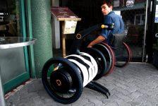 Nuevo asistente para silla de ruedas