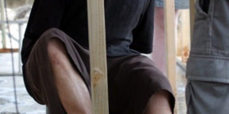 Discapacidad superación Mark Goffeney el guitarrista sin brazos