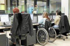 Discapacidad y trabajo España 4 ofertas de empleo