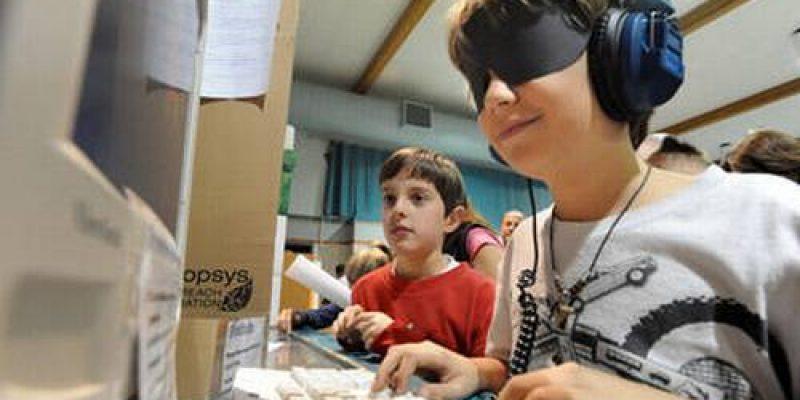 Videojuegos accesibles niño de 11 años crea videojuego para abuela ciega