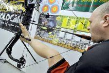 Discapacidad y superación el tirador de arco sin brazos Matt Stutzman