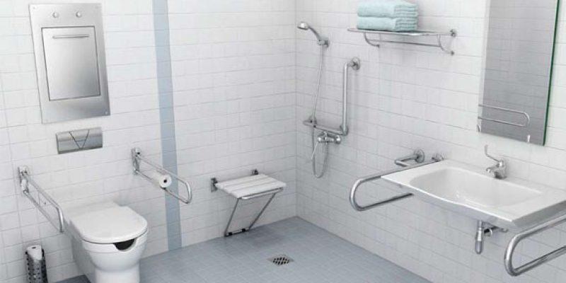 Adaptar baño para discapacitados guía práctica