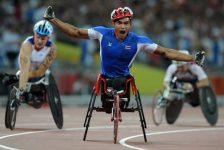 Discapacidad física y deportes adaptados