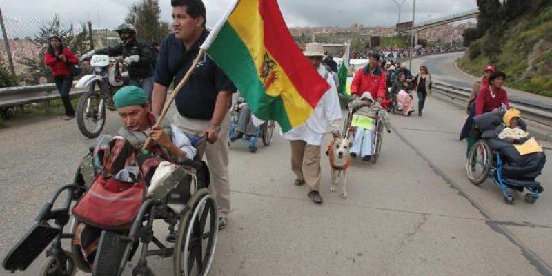 Discapacidad Bolivia ley general de la persona con discapacidad 2012