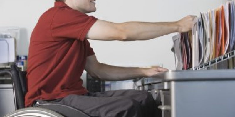 Discapacidad España ofertas de empleo julio 2012