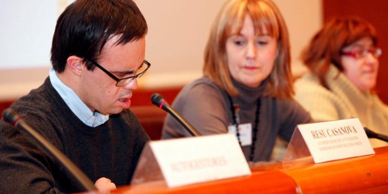 Discapacidad intelectual España integración jurídica y patrimonial