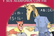 Cuento infantil sobre sordera Oliver y sus audífonos con FM