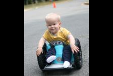 Sillas de ruedas para bebes