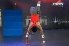 Discapacidad superación y Breakdance con Vinod Thakur