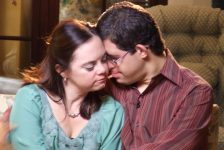 Amor y Síndrome de Down historia de Mónica y David