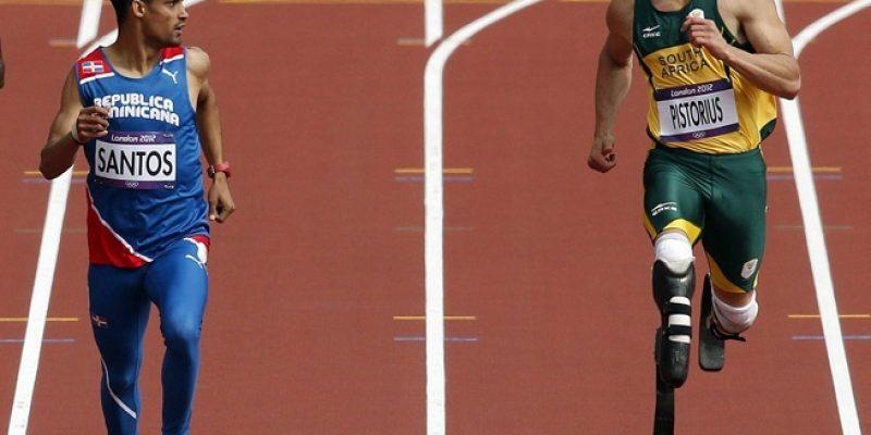 Oscar Pistorius clasificó a semifinales en Londres 2012