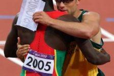 Oscar Pistorius atleta doble amputado fue eliminado de Olimpiadas 2012