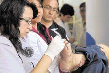Pie diabético tratado con medicina cubana en Ecuador