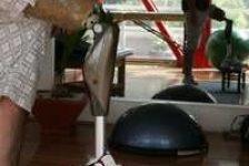 Discapacidad y tecnología prótesis biónica que funciona como pierna natural
