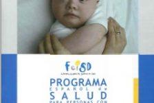 Síndrome de Down España programa de salud