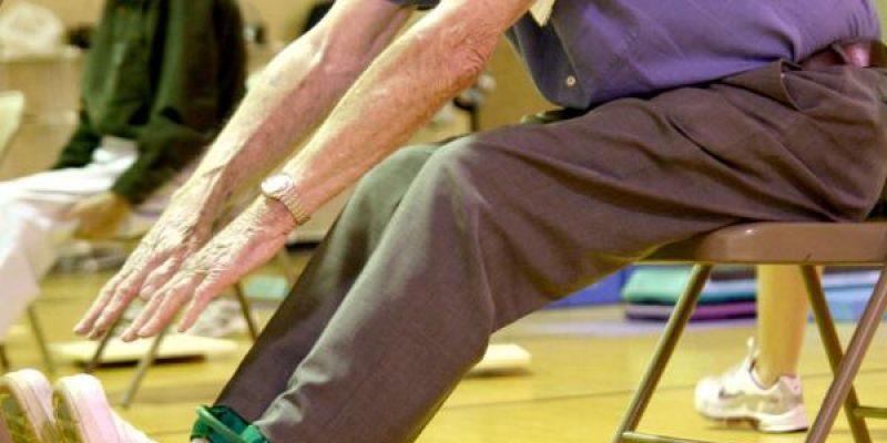 Tercera edad actividades físicas para el anciano