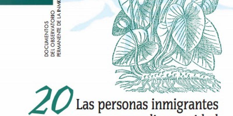 Los Inmigrantes con discapacidad en España
