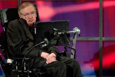 Stephen Hawking inauguró Paralímpicos Londres 2012