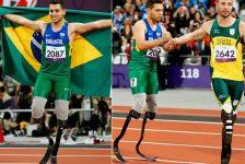 Oscar Pistorius record y derrota en Juegos Paralímpicos 2012