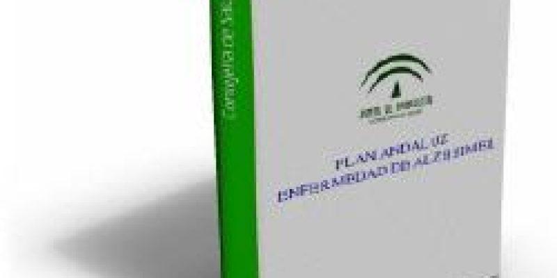 Enfermedad de Alzheimer plan de actuación Andalucía