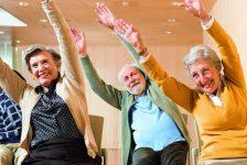 Tercera edad actividad física y sus beneficios