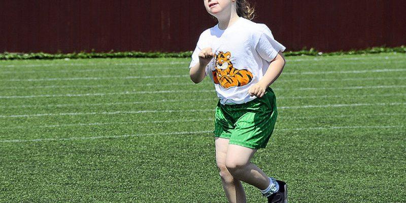 Sindrome de Down y educación física