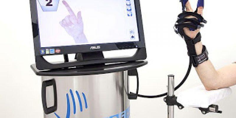 Nuevo guante robótico para rehabilitación de la mano