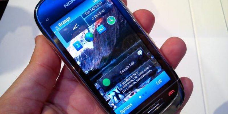 Lector de pantalla para invidentes Nokia Screen Reader