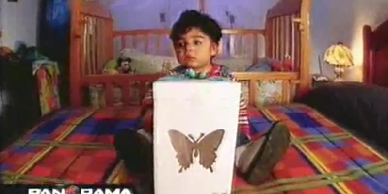 Niños mariposa la historia de Adriano y su lucha diaria